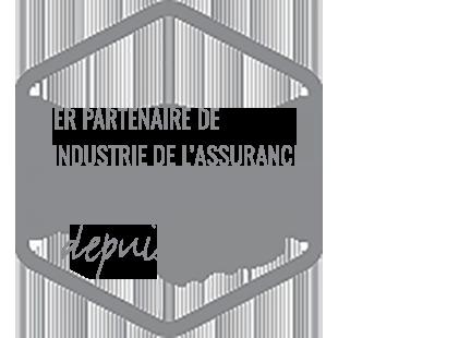 Fier partenaire de l'industrie de l'assurance depuis 199